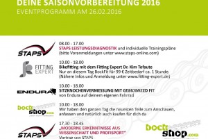 RADEVENT am 26.02.2016 – Be the best version of you!